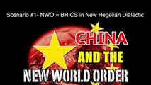 NWO vs BRICS Hegelian Dialectic