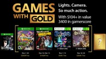 Official Xbox Games with Gold (November 2017)