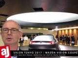 Mazda Vision Coupé (2017) : présentation du concept [vidéo]