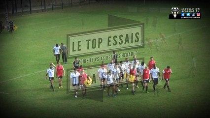 | ESPOIRS | Le meilleur de la J5 face à Béziers