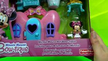 Mickey Mouse Clubhouse Minnie Mouse Pet Bowtique toys [Disney Junior]
