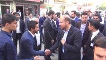 Osmaniye Bilal Erdoğan, Osmaniye'de Tügva Şubesinin Açılışına Katıldı