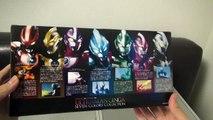 初投稿!ULTRAMAN GINGA Seven Colors Collection簡単レビュー