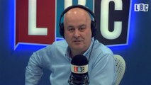 James Cleverly Calls Into LBC