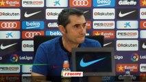 Foot - ESP - Barça : Valverde «Un match spécial» contre l'Athletic Bilbao