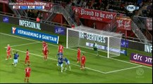 Milan Massop Goal HD - Twente 1 - 2 Excelsior - 27.10.2017 (Full Replay)