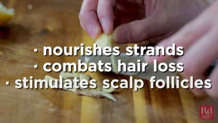 How to Use Ginger for Beautiful Hair