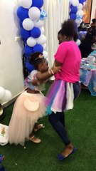 Anniversaire fille WALLY SECK