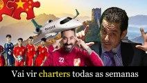 Épico Discurso de Paulo Futre Sobre Projeto Sporting Vai Vir Charters Da China [Low, 480x360]