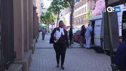 AFRIQUE DU SUD-PRISON POUR DEUX SUD-AFRICAINS COUPABLES D'AVOIR ENFERMÉ UN NOIR DANS UN CERCUEIL