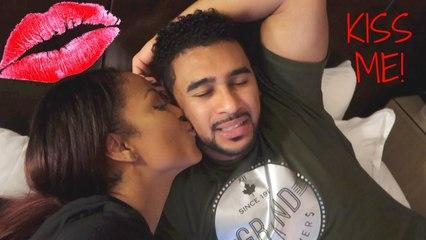 HE WON'T KISS ME! [#YouTubeBlack Vlog]