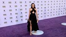 Natalia Jimenez 2017 Latin American Music Awards Purple Carpet