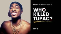 "A&E Networks Presents Biography ""Who Killed Tupac?"" starring Tupac Shakur Season 1"
