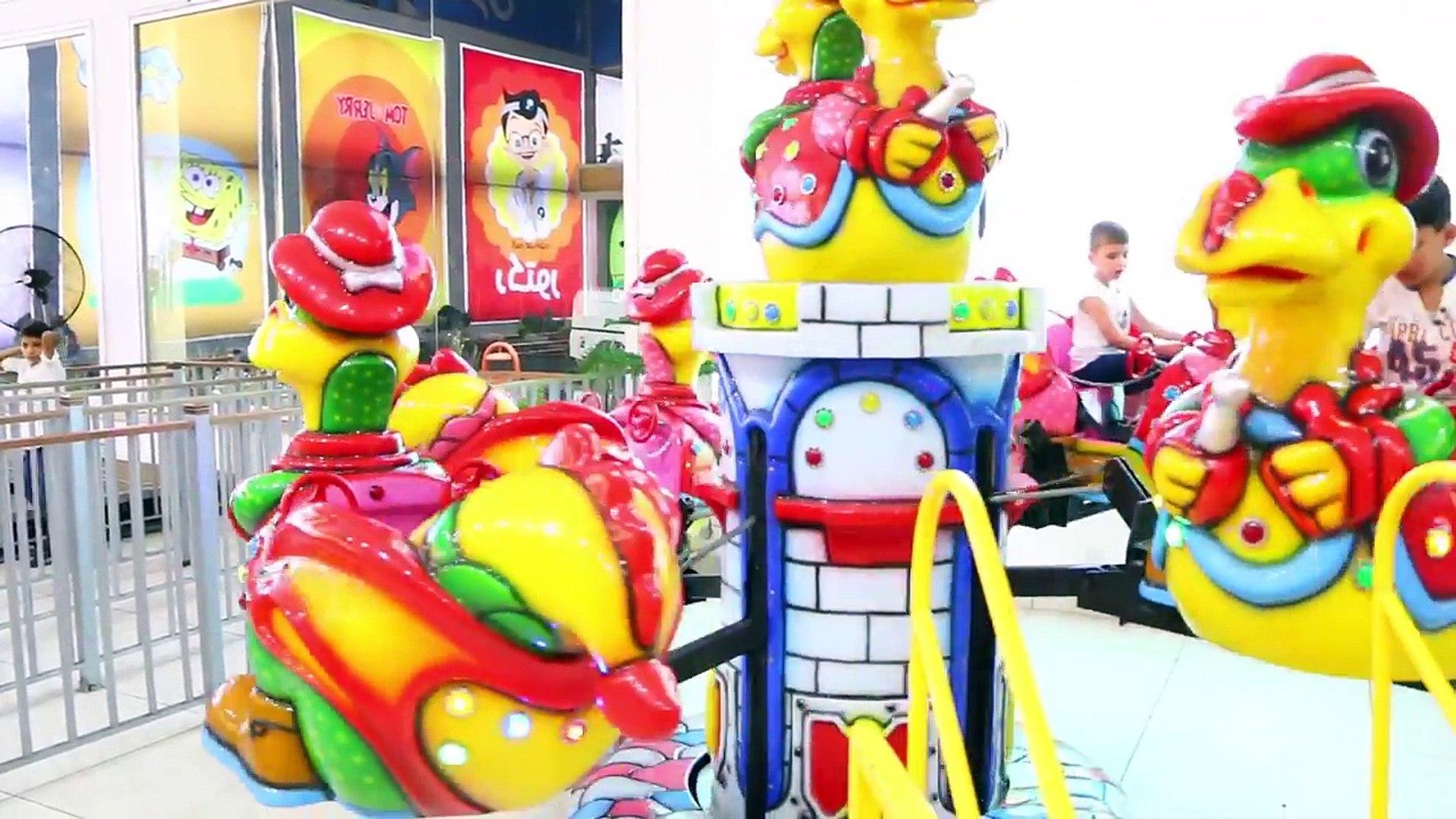 Kids Playtime Fun Arcade Games Amusements Center, Kiddie Theme Parks, Indoor Playground-WgfrrEl0Vrg