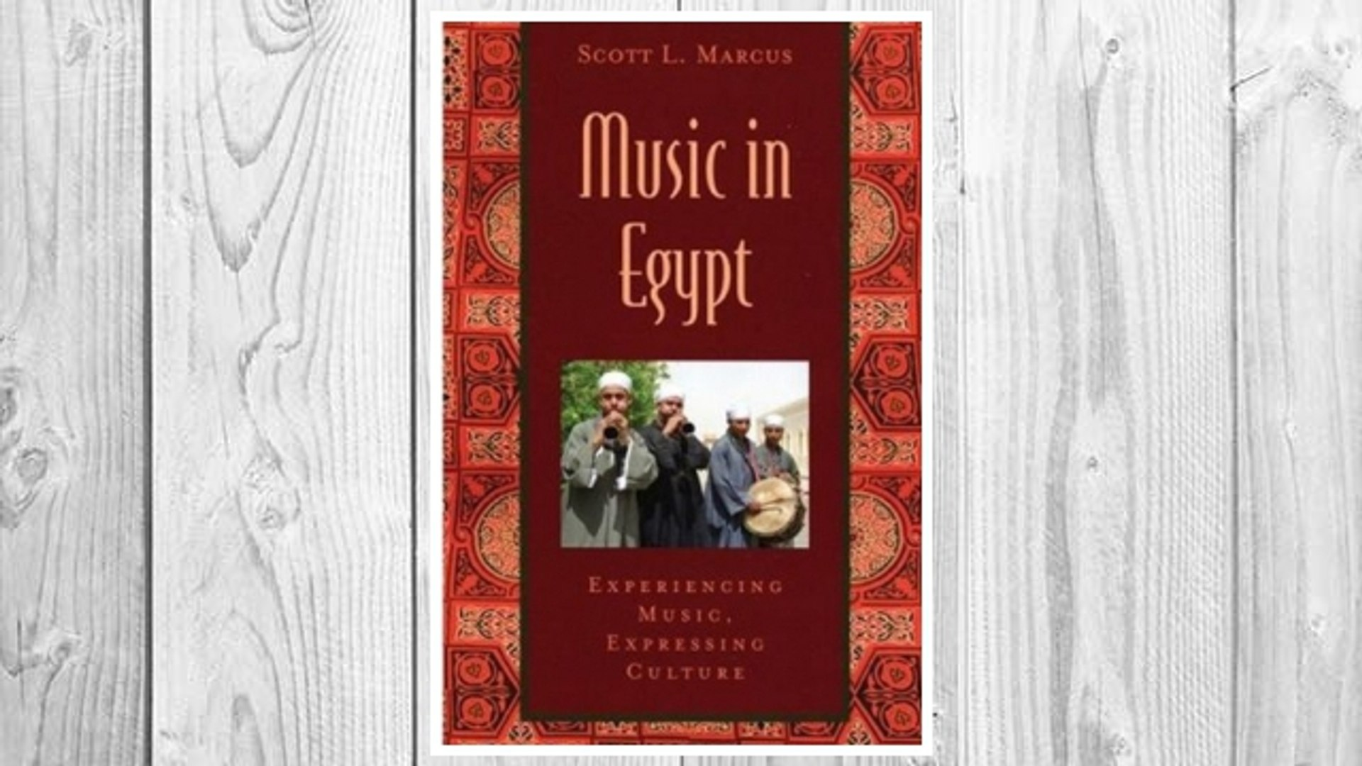 Download PDF Music in Egypt: Experiencing Music, Expressing Culture Includes CD (Global Music Series