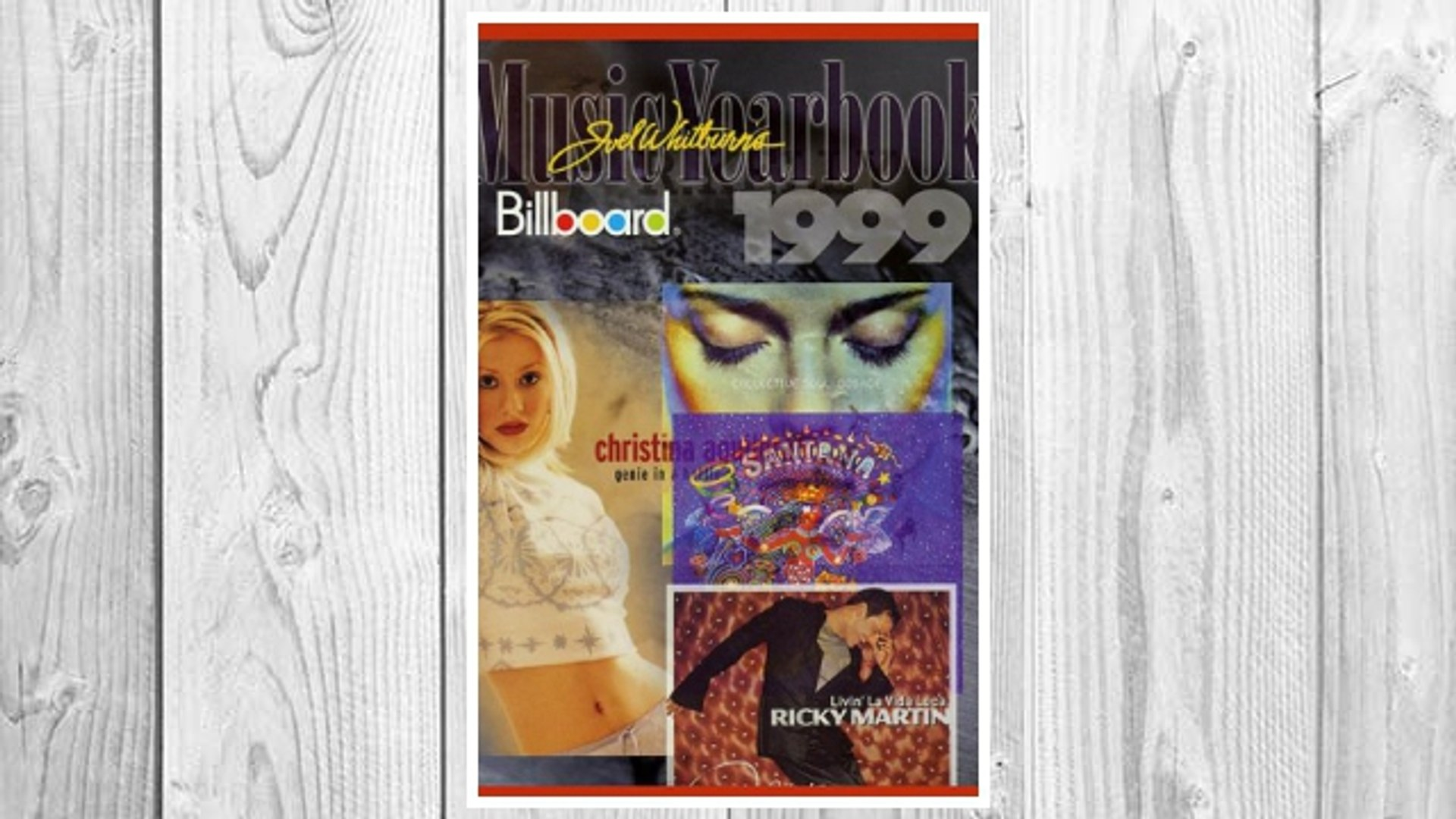 Download PDF 1999 Billboard Music Yearbook (Billboard's Music Yearbook) FREE
