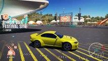Forza Horizon 3 Drifting Tune Tutorial - Drift Build Quad Rotor Silvia Drift Tune