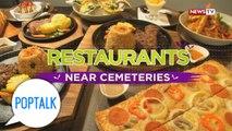 PopTalk  Restaurants Near Cemeteries