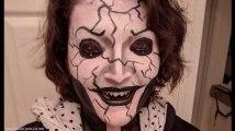 Pour cette artiste maquilleuse, Halloween c'est tout le mois d'octobre
