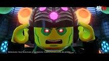 Lego Batman 3 Película Completa en Español Lego Batman 3 Beyond Gotham Español Cinemáticas