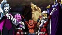C17 Interrupts Universe 2 Warriors Transformation  Dragon Ball Super Episode 102 English Sub