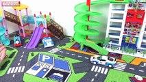 Машинки. Игрушки для мальчиков Полицейская Машинка - Посылка из китая для детей