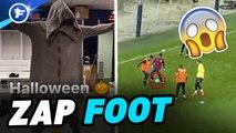 Zap Foot : Neymar attend Halloween, Hazard sapé comme jamais