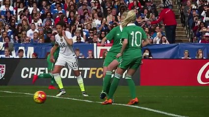 U.S. WNT 2016 Year In Review