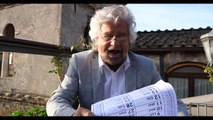 Beppe Grillo #SceglieteIlFuturo Tour - MoVimento 5 Stelle - M5S