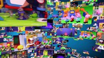PJ MASKS Disney Catboy + Gekko + Owelette PJ MASK Headquarters New Toys Video