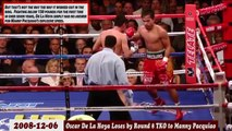 Most Memorable Farewell Fights In Boxing History
