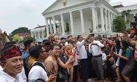 Cara Beda Presiden Joko Widodo Peringati Hari Sumpah Pemuda