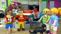 EKEL ESSEN CHALLENGE ALLES in MIXER - FAMILIE Bergmann #142 - Playmobil Film deutsch 2017 NEU