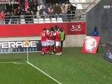 2017 Ligue 2 J13 REIMS NANCY 3-0, le live, le 28/010/2017