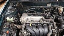 P0171 Code On Toyota Corolla Matrix - video dailymotion