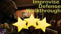 Rainbow Six Siege Situations - Improvise Defense - Walkthrough