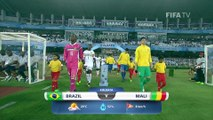 Brazil v Mali (2-0) Highlights– FIFA U-17 World Cup India 2017 Match 51 |Brazil beat luckless Mali to finish third