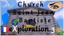 ️ eXploration 3 | Church Saint Jean Baptiste {Porto Vecchio} (Corsica - Corse) [France] | Monument