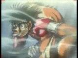 "Hajime no ippo revolution ""sendo vs ippo"""