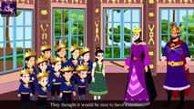 Les Cygnes Sauvages - Histoire pour Enfants - Contes de Fée - Dessin Animé - 4K - French Fairy Tales
