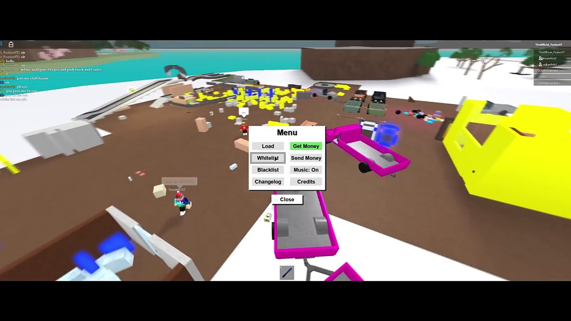 Trolling Noobs In Lumber Tycoon 2 影片dailymotion