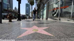 HOLLYWOOD WALK OF FAME | Los Angeles, California