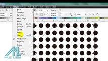3D Texture] 3D Logo Design Tutorials in Coreldraw X6 - Vidéo