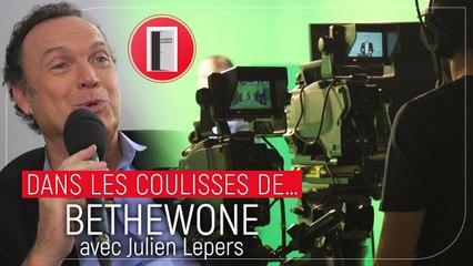 Exclu. BeTheWone : dans les coulisses du nouveau jeu de Julien Lepers !