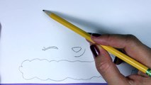 ★How To Draw Num Noms: Bailey Bubblegum★ Learn How To Draw Num Noms, Drawing Num Noms Series 1