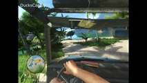 Far Cry 3: First Look At Driving (Cars And Jet Skis)