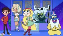 Star Vs the Forces of Evil Transforms Star Adventure Time Surprise Egg and Toy Collector SETC