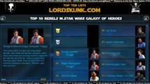 Star Wars Galaxy Of Heroes Best Way To Get Zetas - video dailymotion