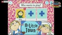 Charlie & Lola: My Little Town Part 1 - Best iPad app demo for kids - Ellie