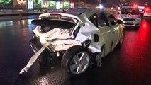 Çevre Yolunda Trafik Kazası: 2 Yaralı